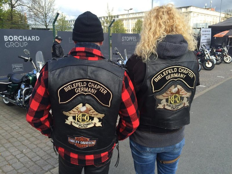 Bielefeld Chapter Germany